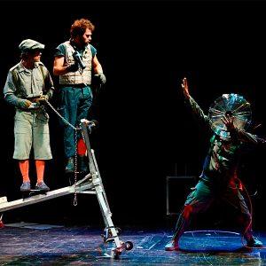 El viaje de Ulises @ Teatro Apolo de Miranda de Ebro