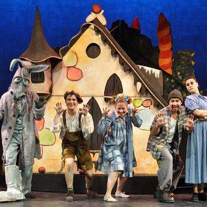 Hansel y Gretel (el musical) @ Teatro Apolo de Miranda de Ebro