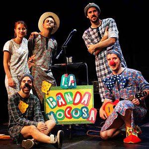La Banda Mocosa @ Teatro Ramos Carrión