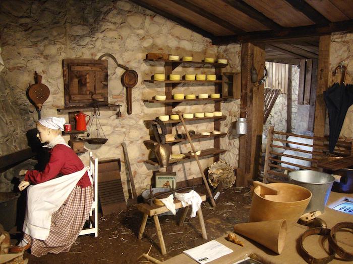 Centro de Interpretación del queso Idiazabal